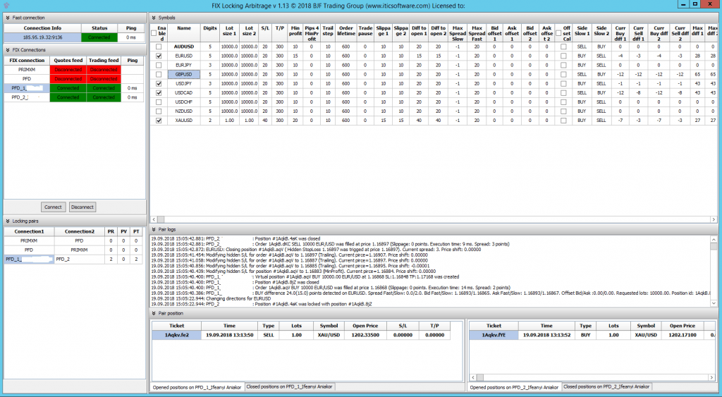vip lock mt4 arbitrage interface